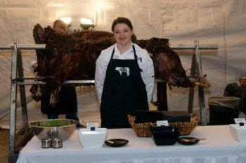 ox roast service